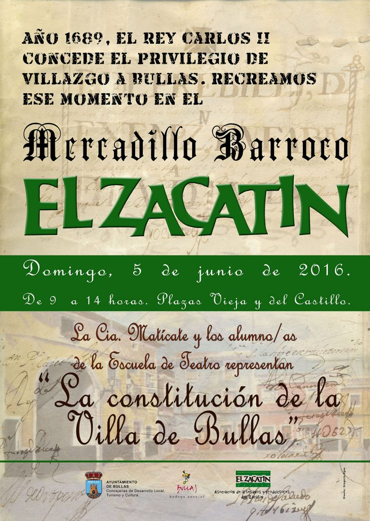 Cartel Barroco