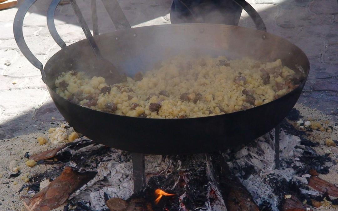 Jornadas gastronómicas para celebrar nuestro mercadillo de marzo