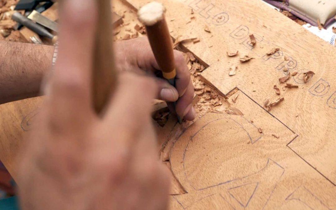 En julio, la madera como protagonista